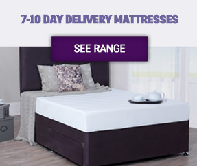 7 to 10 days delivery mattresses
