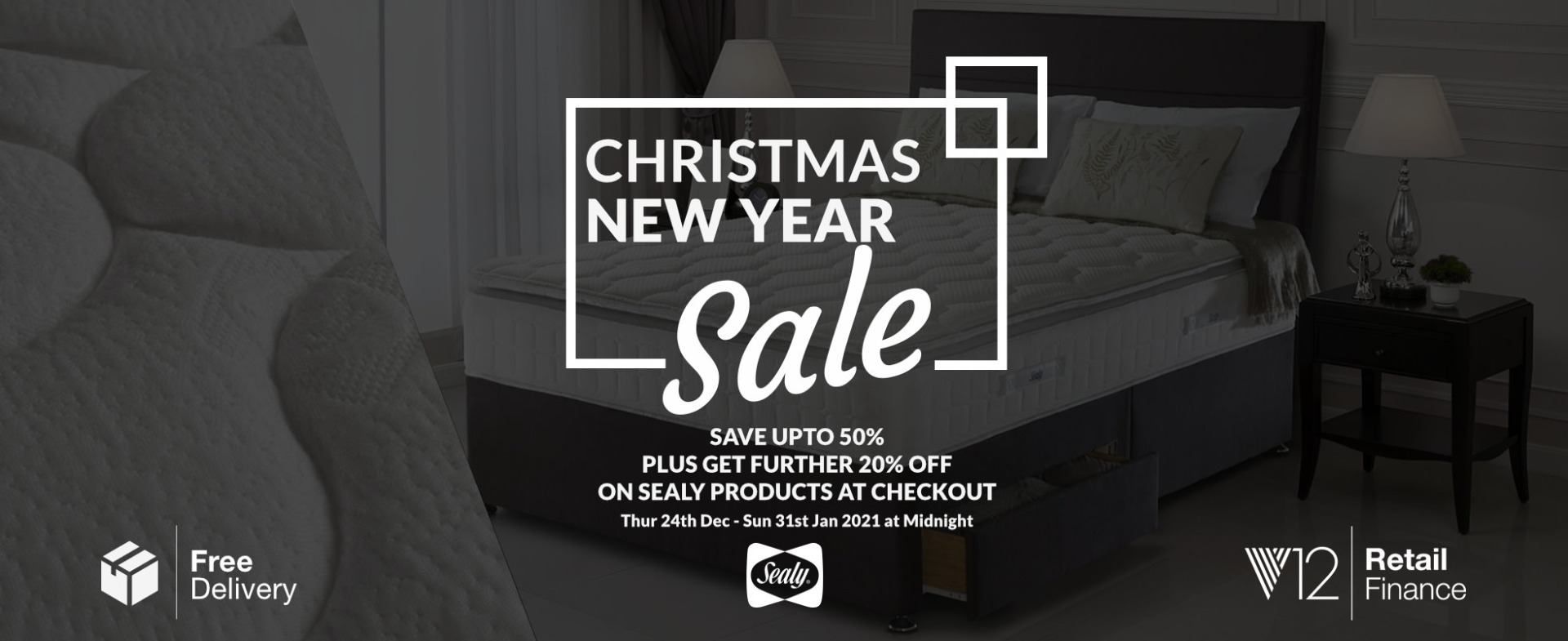 Sealy Boxing Day Sale